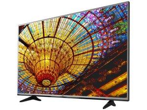 $699LG Electronics 65UJ6300 65-Inch 4K Ultra HD Smart LED TV