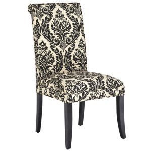 $59Angela Onyx Damask Deluxe Dining Chair, Pier 1 Imports All Dining Seating Sale