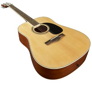 $59.99Mitchell MD100 Dreadnought Acoustic Guitar Natural