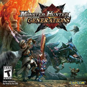 As low as $19.99 Monster Hunter Generations - Nintendo 3DS