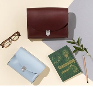 20% offon Select Items @ The Cambridge Satchel Company