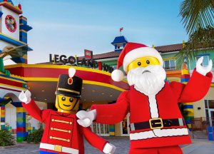 Free Two Child TicketsOne Legoland Adult Ticket