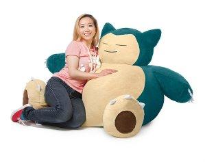 $149.99 Pre-OrderPokémon Snorlax Bean Bag Chair