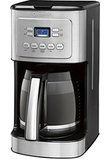 $76.6 Cuisinart DCC-3200 Perfect Temp 14-Cup Programmable Coffeemaker, Stainless Steel