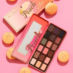 $20 Off $40Too Faced Sweet Peach Collection @ HSN