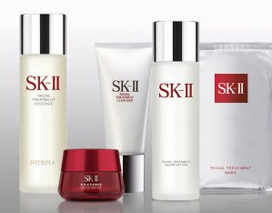 Free Deluxe Samplewith Any SK-II Purchase @ SK-II