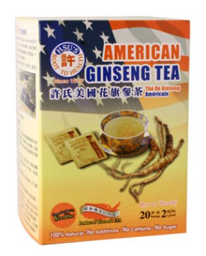 Free giftWith Purchase $49+ @ Hsu's Ginseng