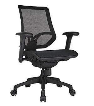 80 99 Workpro 1000 Series Mid Back Mesh Task Chair Dealmoon