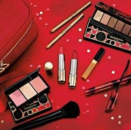 NEW. 35 Piece Holiday Beauty Upgrade (Worth over $400), Just $49.50 With any $35 purchase @ Elizabeth Arden