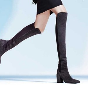 $338(Value $675) The HALFTIME Boot @ Stuart Weitzman