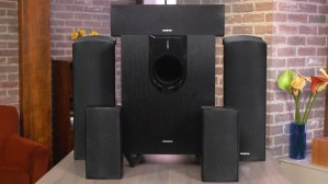 $240Onkyo 5.1.2-Channel Dolby Atmos Speaker System