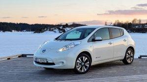 低至$11,510全新Nissan LEAF大促(仅限指定地区)