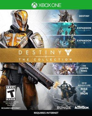$19.99(原价$59.99)Destiny The Collection 命运:合集 - Xbox One 标准版