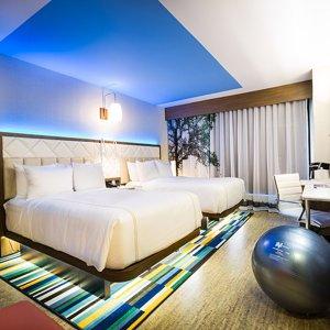 送50刀运通礼卡预订洲际酒店旗下EVEN® Hotels两晚