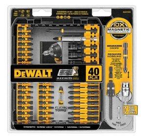 $14DEWALT 40 Piece Impact Ready Screwdriving Set