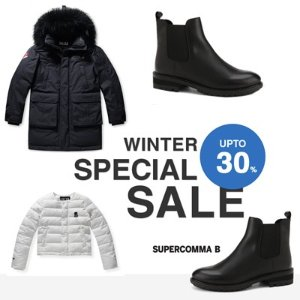 Up to 30% OffWinter Outer & Boots Purchase