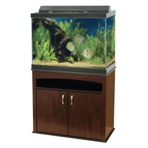 $149Aqueon® 65 Gallon Aquarium Ensemble
