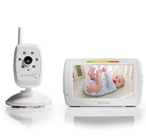 $85 Summer Infant In View Digital Color Video Baby Monitor