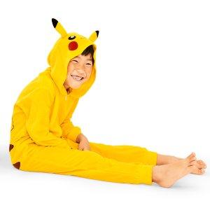 超级萌!$12.50超可爱小男孩卡通睡衣,多种款式可选