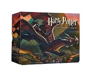 $52Harry Potter Paperback Box Set (Books 1-7)