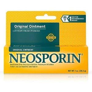 $3.57Neosporin Antibiotic Original Ointment 0.50 oz