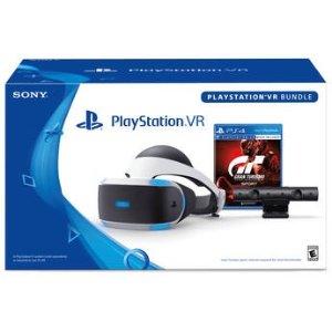 $199Sony Playstation VR Gran Turismo Sport Bundle