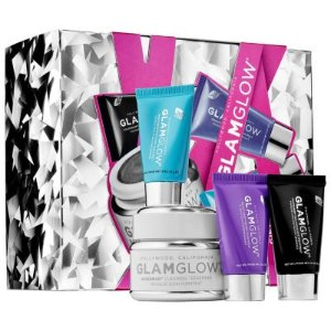 $39 (Org. $69)GLAMGLOW Let it Glow! SUPERMUD® Set @ JCPenney