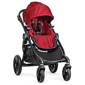 $360.66Baby Jogger City Select 2016红色款儿童单人推车
