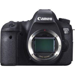 $999 (原价$1699)Canon 6D机身 + Adobe Creative Cloud Photography