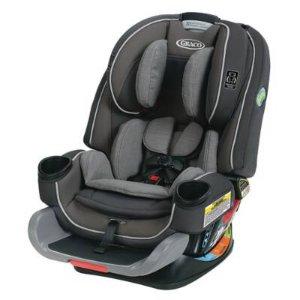 $279.99+送$100礼卡Graco 4Ever Extend2Fit 4合1安全座椅