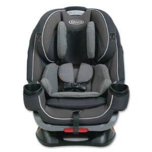 $349.99送礼卡Graco® 4Ever™ Extend2Fit™ 4合一安全椅