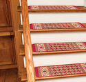 $10Non-Skid Stair Tread Set of 4