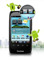 $74Unlocked ViewSonic ViewPhone 3 Android Phone