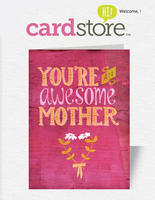 $2Mother's Day cards @CardStore