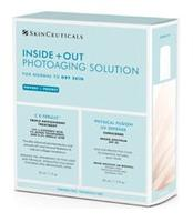 $59SkinCeuticals Inside and Out Photoaging Solution for Normal to Oily Skin($184 Value)