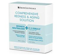 $49SkinCeuticals Comprehensive Redness and Aging Solution Set