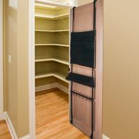 $16Right-At-Home Over Door Organizer
