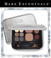 $58Perfect Ten Makeup Pallet ($100 Value) + Free deluxe Mascara sample@Bare Escentuals