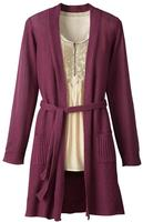 $11Coldwater Creek Women's Long Belted Cardigan