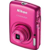 $39.95Refurb Nikon Coolpix S01 Ultra-Compact 10.1MP Digital Camera