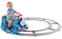 $79Power Wheels Thomas and Friends Thomas with Track Battery-Operated Ride On
