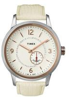 $62Timex Women's Automatic Rose Gold-Tone Watch T2N352