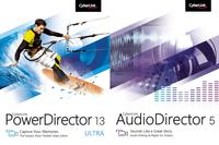 70% OffPowerDirector 13 + AudioDirector 5  @ Cyberlink