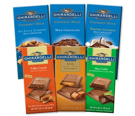 Up to 50% OffAfter Holiday Sale @ Ghirardelli