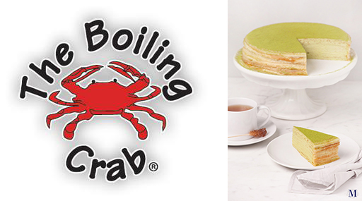 Delicious! Lady M & The Boiling CrabLaunched on Gesoo, LA