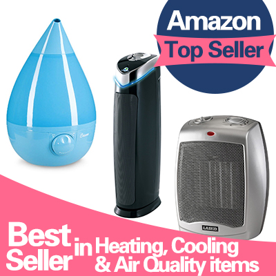 #1 Best Seller Humidifiers, Purifiers and Heaters Roundup @ Amazon