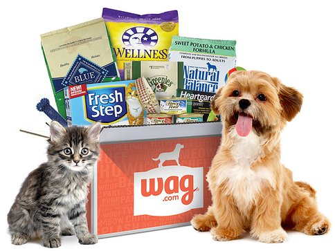 Free Coupon for 15% OffPet Food Orders for Three Months at Wag.com