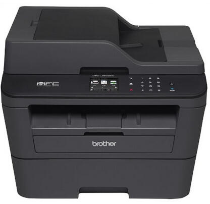 $139 Brother MFCL2740DW Wireless Monochrome Printer(Certified Refurbished)