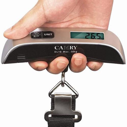 $6.99Camry Electronic Luggage Scale With Built-In Backlight