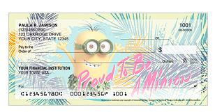 $4 OffEach Box of Checks Featuring the Movies Characters @ Checks In the Mail